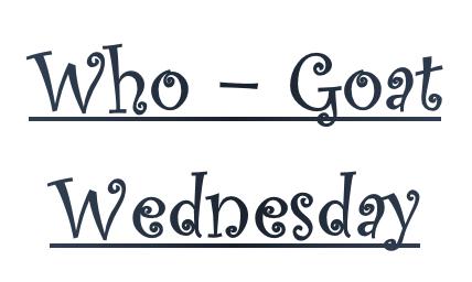 who goat wednesday
